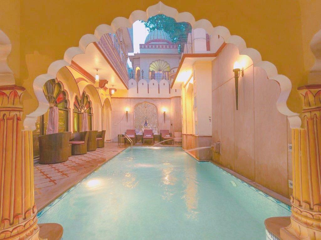 23 HOTEL UMAID MAHAL HERITAGE BANIPARK 1