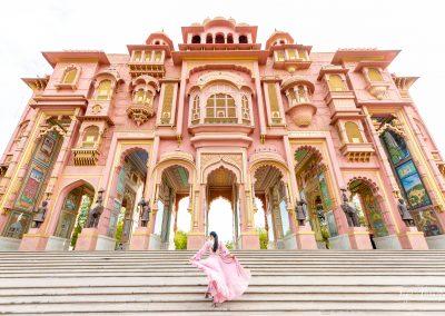 Agra & Jaipur & Jodhpur # 1/2020