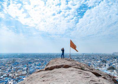Agra & Jaipur & Jodhpur # 2/2020