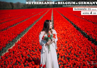 Netherland & Belgium & Germany
