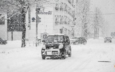 New Year 2018 in Hokkaido