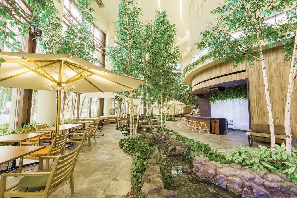 36 Hotel Mystays Premier - garden